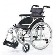 (Link) STANDARD Lightweight folding manual wheelchair
